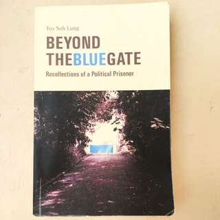 Beyond The Blue Gate Toh Soh Lung Books Actually