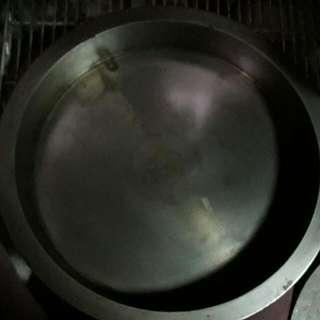 煎餅~煎板~蔥油餅~抓餅~蛋餅煎~……等 可用於做生意用 Pancake special iron plate Can be used for business purposes