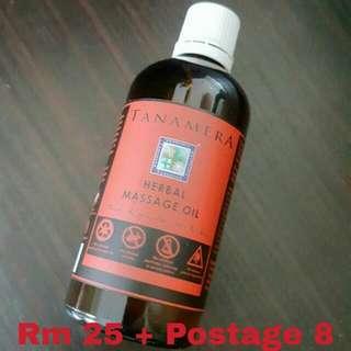 Incude Postage - Tanamera Massage Oil