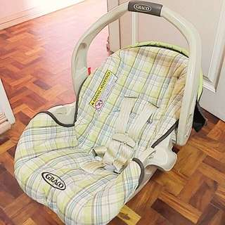 Graco Car Seat Classic Connect