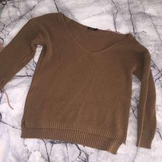 Oversized Boohoo Knit