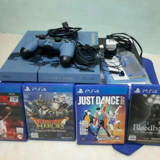 PS4 Uncharted Limited Edition 500GB.