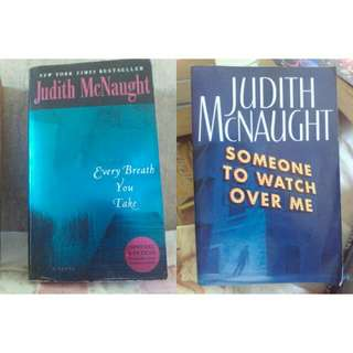 Judith McNaught - Every Breath You Take / Someone To Watch Over Me