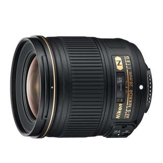 AF-S NIKKOR 28mm f/1.8G - NANO CRYSTAL COATING