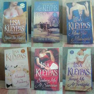 Lisa Kleypas Collection