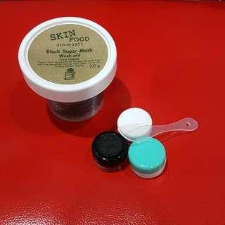 [SHARE] Skinfood Black Sugar Mask Wash Off Original Korea