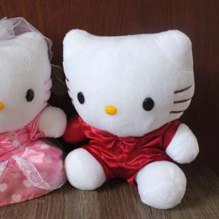 Boneka Hello Kitty (Daniel)