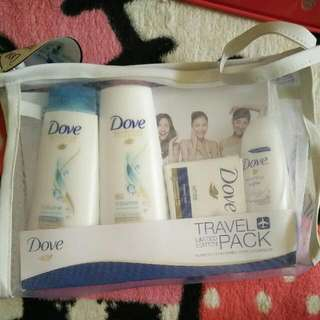 Dove Travel Pack