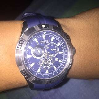 Nautica A21565G Watch P4,000 Only