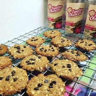 Twelveounces (lactation cookie) Chocolate Chip
