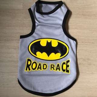 [Instock] Road Race Pets Clothing