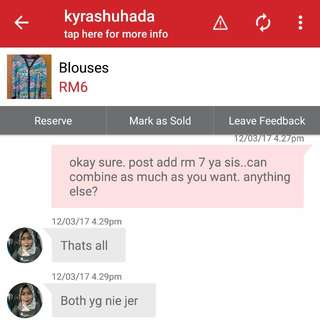 Just a heads up to seller..MIA buyer 😡