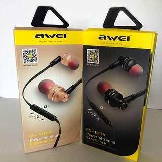 Awei ES-10TY HI-FI Earphone