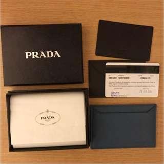 Prada Card Holder 卡片套