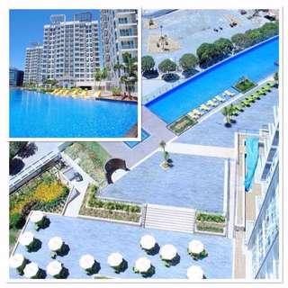 Rent to Own Resort Condo+Pool+Jacuzzi+Wifi+Gym+Beach!