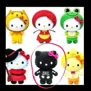 絕版Hello Kitty x Mcdonald 終極隱藏版公仔