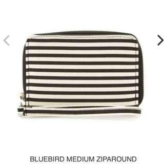 B&W Bluebird Zip Around