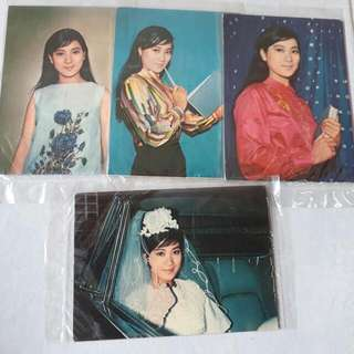 60-年代香港明星卡片