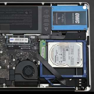 Upgrade Your Mac Pro From HDD To SSD Only For Model 2012 and Below