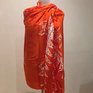 Balinese Tie Dye Wrap