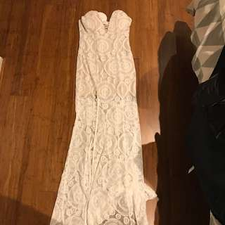 BRAND NEW TIGERMIST GOWN WITH TAGS
