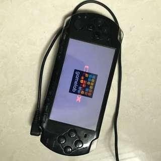 2 PSP SLIM 2000 ||PIANO BLACK & MINT GREEN