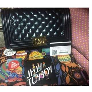 Jelly ToyBoy Bag (authentic)