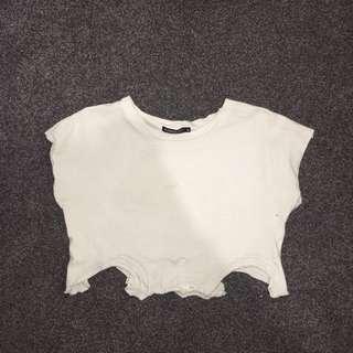 T-shirt // White