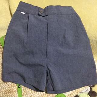 Grey Shorts For Toddlers