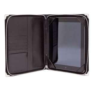 Alexander Wang 設計師王大仁 Prisma iPad 黑色真皮包