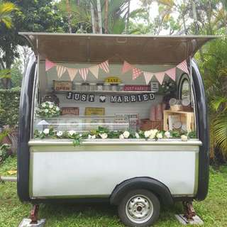 ❤ Food Wagon For Events!