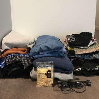 Bag Of Clothes ~50 Pieces