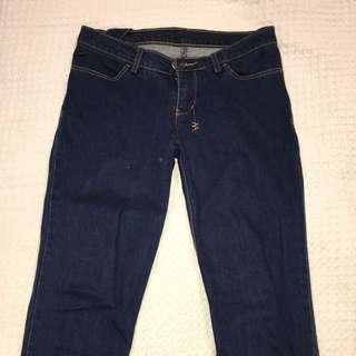 Ksubi dark Blue Denim Jeans