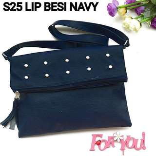 S25 LIP BESI NAVY