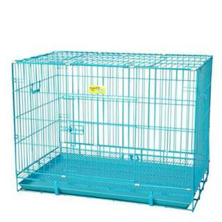 Cat/Dog Cage free delivery promo**