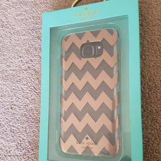 Kate Spade Phone Case For Samsung Galaxy S7 Edge