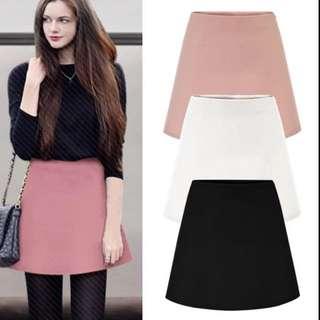 BNIB Basic A-line Skirt