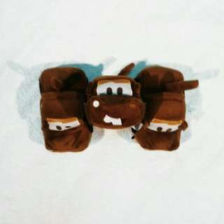 Mater from Cars Plush