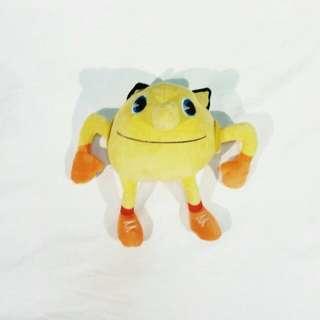 Pacman Plush
