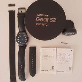 Samsung Gear S2 Classic Smart Watch