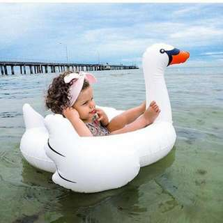 Baby Goose Inflatable Water Float
