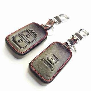 Top Seller !  Leather remote cover for Honda Vezel Honda HRV, Honda Jazz, Honda Fit & Honda Shuttle !