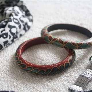 Batik Bangle
