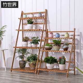 Brand New Foldable Plant Stand Shelf Rack