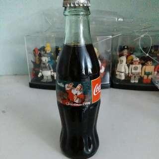 1996聖誕cocacola可樂