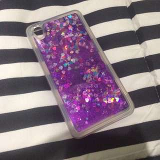 Cash Glitter Love Softcase