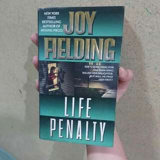 Life Penalty (by Joy Fielding)