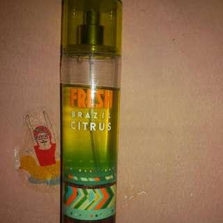 Parfum BBW Bath And Body Works Fresh Brazil Citrus