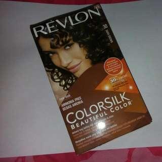 SALE!!! REVLON COLOR SILK BEAUTIFUL COLOR SHADE DARK BROWN.. FREE ONGKIR!!