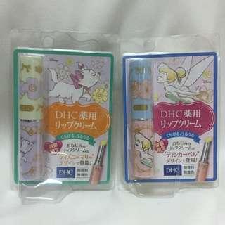 日本帶回 限量 DHC 迪士尼聯名 保濕護唇膏